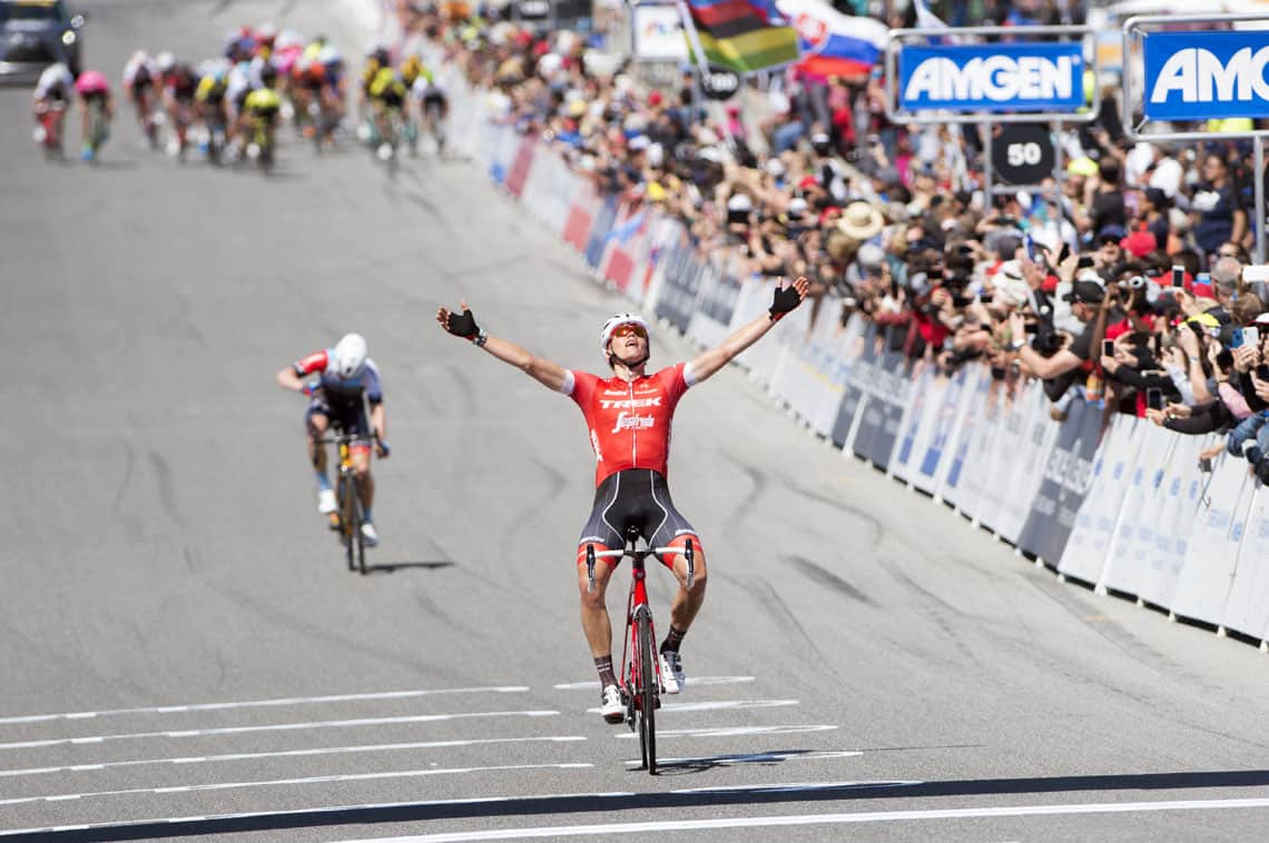 California stage 3: Another great escape for Skujins 1