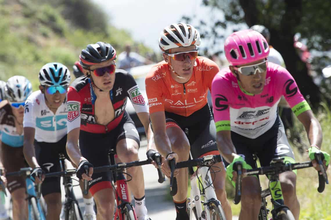 Brandon McNulty comes of age on Gibraltar Road 1