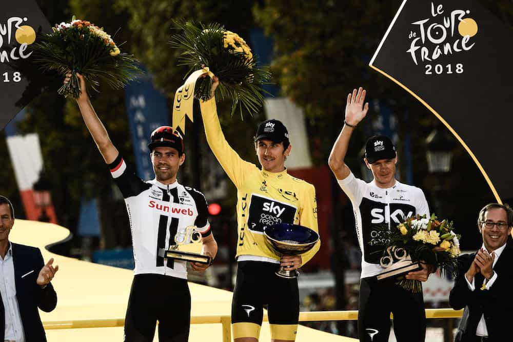 Geraint Thomas wins the 2018 Tour de France as Alexander Kristoff takes final stage victory 1