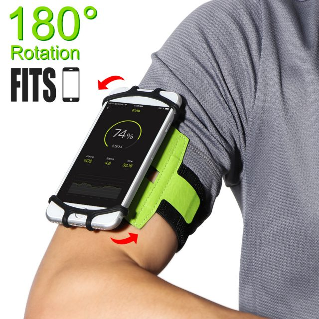 Smartphone Armband Dock