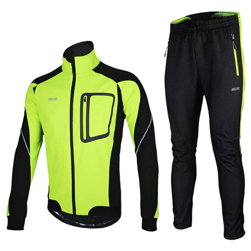 Windproof Thermal Cycling Jacket