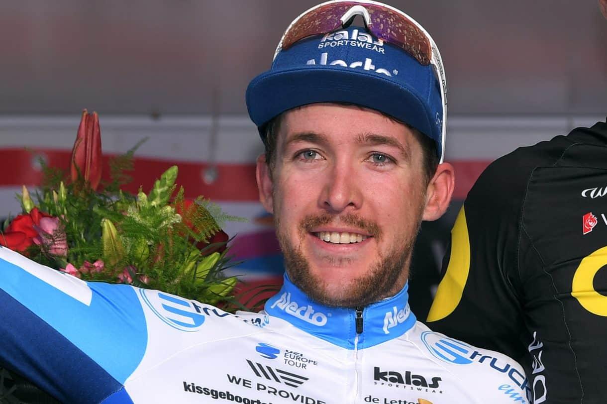 Dutch cyclist Robert de Greef