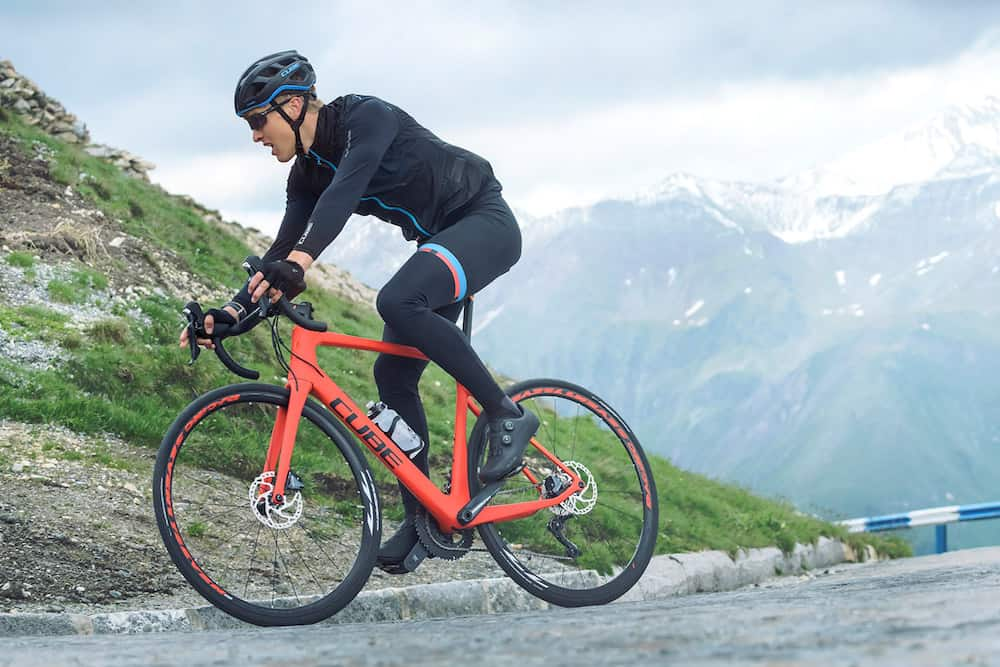 Cube road bike 2020 range explained